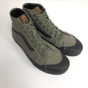 6a06476f2 Vans Shoes | Sk8hi 138 Decon Sf Green Camo | Poshmark